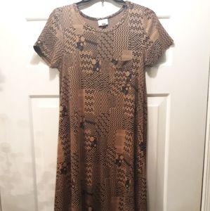 LuLaRoe high/low dress